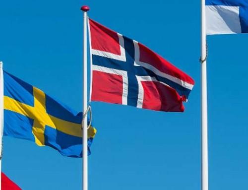 Referat af nordisk møde den 30. oktober 2018