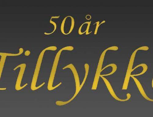 Åse og Christen, Kennel Hulbæk, fejrer Guldbryllup