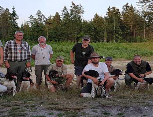 DMK Østjylland – lokal schweissprøve